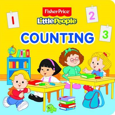 Fisher Price Little People Counting (BOK)