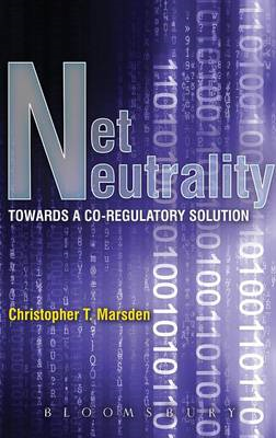 Net Neutrality: Towards a Co-regulatory Solution (BOK)