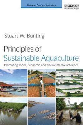 Principles of Sustainable Aquaculture: Promoting Social, Economic and Environmental Resilience (BOK)
