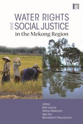 Water Rights and Social Justice in the Mekong Region (BOK)