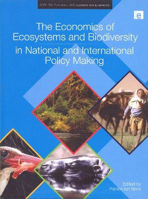 The Economics of Ecosystems and Biodiversity in National and International Policy Making (BOK)