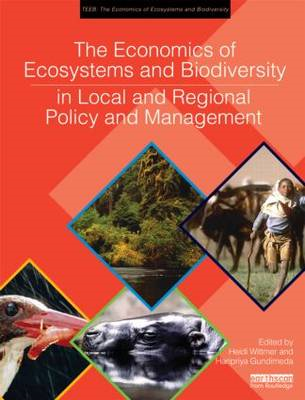 The Economics of Ecosystems and Biodiversity in Local and Regional Policy and Management (BOK)