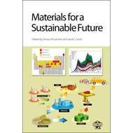 Materials for a Sustainable Future (BOK)