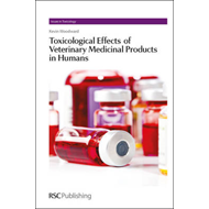 Toxicological Effects of Veterinary Medicinal Products in Humans: v. 1 (BOK)
