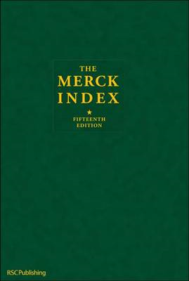 Merck Index (BOK)