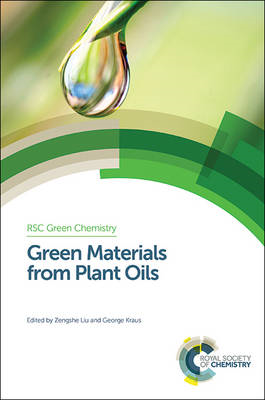 Green Materials from Plant Oils (BOK)