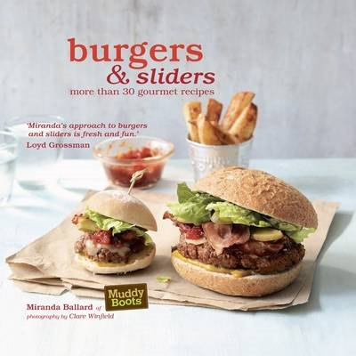 Burgers and Sliders (BOK)