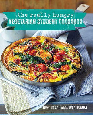 Really Hungry Vegetarian Student Cookbook (BOK)