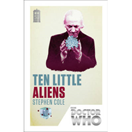 Doctor Who: Ten Little Aliens (BOK)