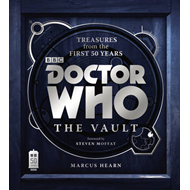 Doctor Who: The Vault (BOK)