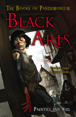 Black Arts: The Books of Pandemonium (BOK)