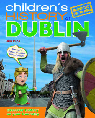 Children's History of Dublin (BOK)