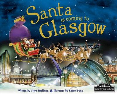 Santa is Coming to Glasgow (BOK)