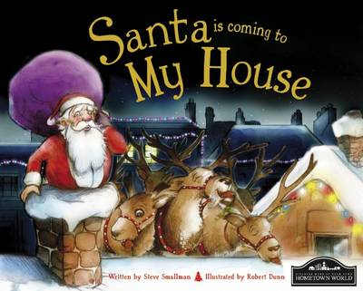 Santa is Coming to My House (BOK)