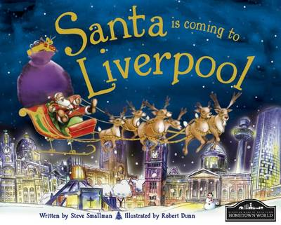 Santa is Coming to Liverpool (BOK)