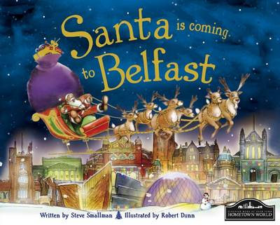 Santa is Coming to Belfast (BOK)