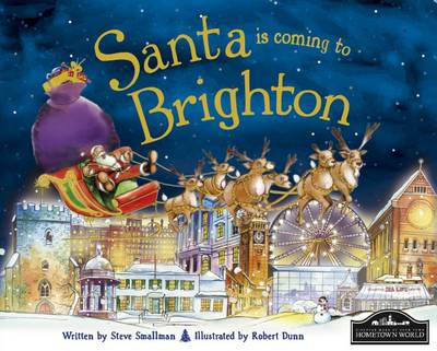 Santa is Coming to Brighton (BOK)