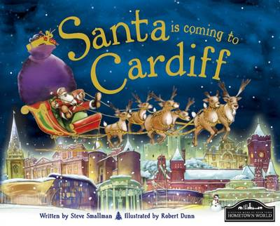 Santa is Coming to Cardiff (BOK)