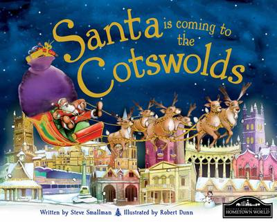 Santa is Coming to the Cotswolds (BOK)
