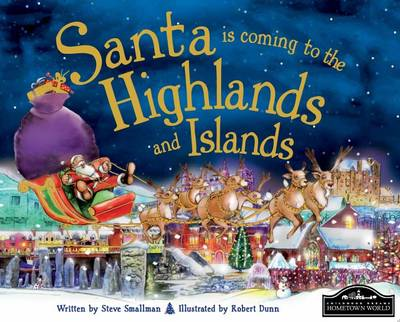 Santa is Coming to the Highlands & Islands (BOK)