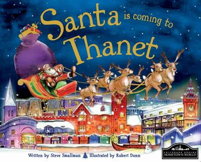 Santa is Coming to Thanet (BOK)