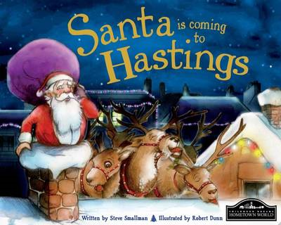 Santa is Coming to Hastings (BOK)