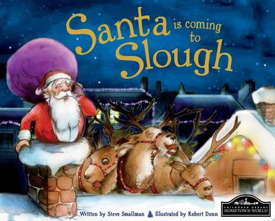 Santa is Coming to Slough (BOK)