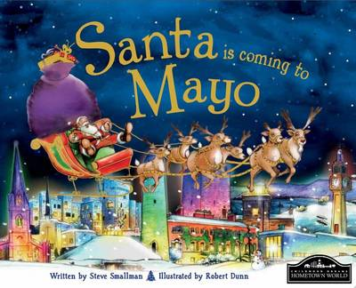 Santa is Coming to Mayo (BOK)