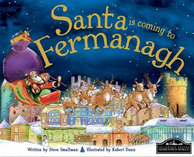 Santa is Coming to Fermanagh (BOK)