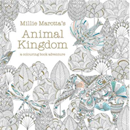 Produktbilde for Millie Marotta's Animal Kingdom (BOK)