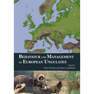 Behaviour and Management of European Ungulates (BOK)