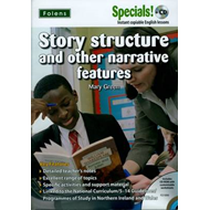 Secondary Specials!: English - Story Structure (BOK)