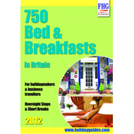 750 Bed & Breakfast in Britain: 2012 (BOK)