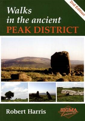 Walks in the Ancient Peak District (BOK)