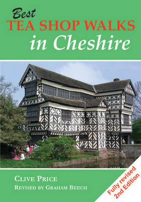 Best Tea Shop Walks Cheshire (BOK)