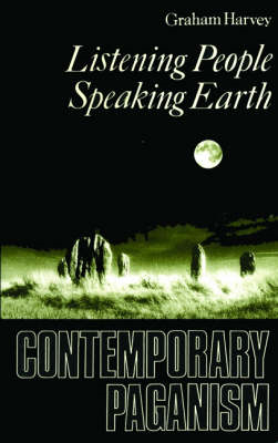 Listening People, Speaking Earth (BOK)