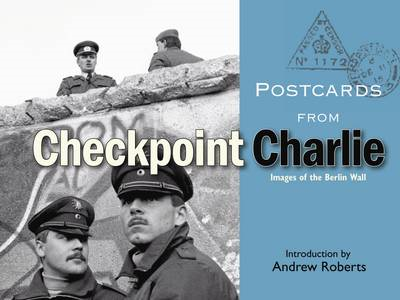 Postcards from Checkpoint Charlie (BOK)