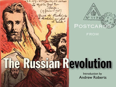 Postcards from the Russian Revolution (BOK)