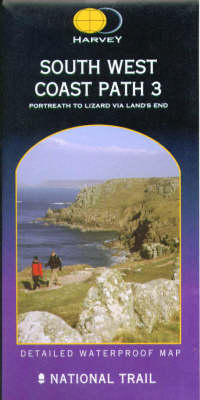 South West Coast Path 3: Portreath to Lizard Point (BOK)