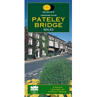 Yorkshire Dales Pateley Bridge Walks (BOK)