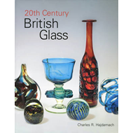 20th Century British Glass (BOK)