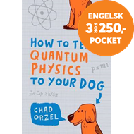 Produktbilde for How to Teach Quantum Physics to Your Dog (BOK)