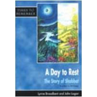 A Day of Rest: The Story of Shabbat: Big Book (BOK)