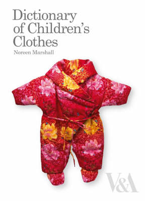 Dictionary of Children's Clothes (BOK)