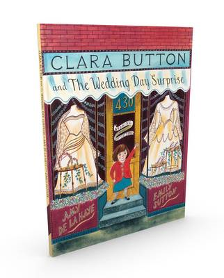 Clara Button and the Wedding Day Surprise (BOK)