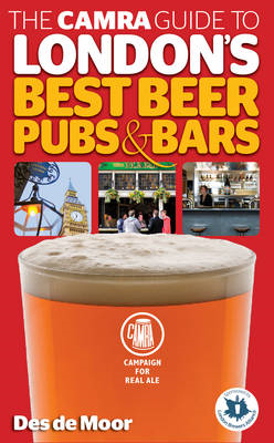 CAMRA Guide to London's Best Beer, Pubs & Bars (BOK)