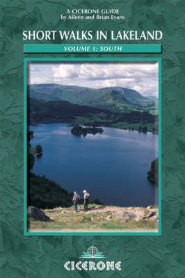 Short Walks in Lakeland Book 1: South Lakeland (BOK)