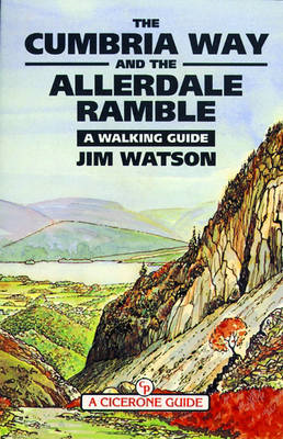 Cumbria Way and the Allerdale Ramble: a Walking Guide (BOK)