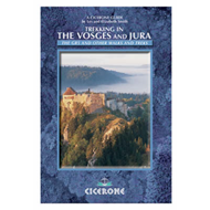 Trekking in the Vosges and Jura: The GR5 and Other Walks and Treks (BOK)