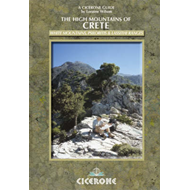 The High Mountains of Crete: A Walking and Trekking Guide (BOK)